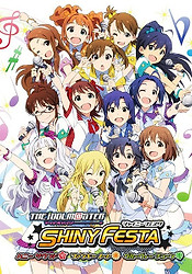 The iDOLM@STER: Shiny Festa