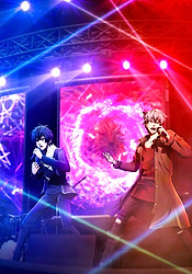 ARGONAVIS the Movie: Ryusei no Obligato