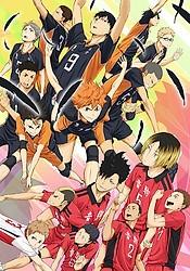 HAIKYU!! Movie 1: Owari to Hajimari