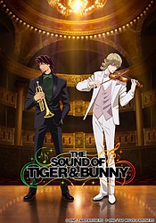 The Sound of Tiger & Bunny: Too many cooks spoil the broth.