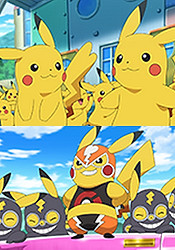 Pokémon XY Pikachu the Movie 1 Jikan Special