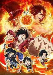 One Piece Episode of Sabo: 3-Kyoudai no Kizuna Kiseki no Saikai to Uketsugareru Ishi