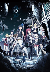 Trinity Seven Movie: Yuukyuu Toshokan to Renkinjutsu Shoujo