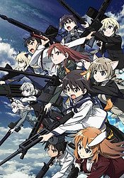Strike Witches Operation Victory Arrow Vol. 1: St. Trond no Raimei