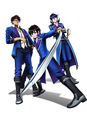 K: Seven Stories Episode 2 - SIDE:BLUE ~Tenrou no Gotoku~