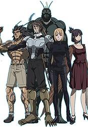 Terra Formars: Revenge OVA