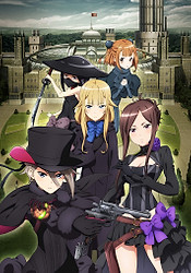 Princess Principal: Crown Handler - Chapter 1
