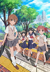 Toaru Kagaku no Railgun S: Motto Marutto Railgun