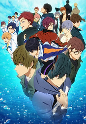 Free! Dive to the Future Episode 0