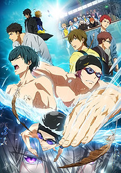 Free! the Final Stroke Part 1