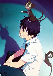 Ao no Exorcist: Kuro no Iede