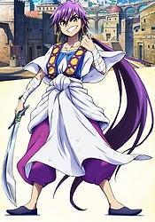 Magi: Sinbad no Bouken Part I: Danjon Baaru Kouryaku-hen - Zenpen