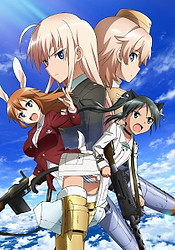 Strike Witches Operation Victory Arrow Vol. 2: Aegean Umi no Megami