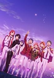 King of Prism: Shiny Seven Stars II - Kakeru × George × Minato