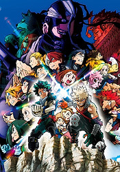 Boku no Hero Academia the Movie - Heroes: Rising