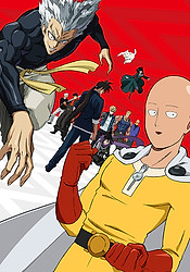One Punch Man Season 2 Specials