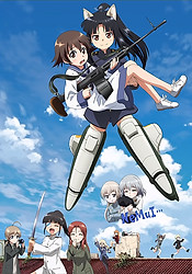 Strike Witches: 501-butai Hasshin Shimasu! Movie