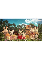 Sylvanian Families: Mini Story 2nd Season