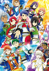 King of Prism All Stars: Prism Show☆Best 10