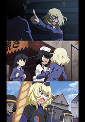 Girls und Panzer: Saishuushou 2 OVA: Taiyaki War!