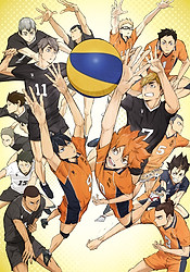 Haikyuu!!: To the Top 2nd Cour