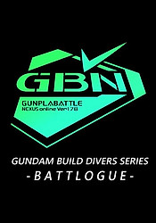 Gundam Build Divers Series: Battlogue