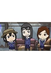 Eizouken ni wa Te wo Dasu na!: Mini Anime