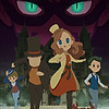 "New visual revealed for ""Layton Mystery Tanteisha: Katori no Nazotoki File"" (Layton Mystery Detective Agency: Kat's Mystery-Solving Files) TV anime"