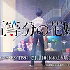 """Commercial posted for """"Go-toubun no Hanayome"""" (The Quintessential Quintuplets) TV anime"""