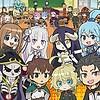 """""""Isekai Quartet"""" TV anime listed with 12 episodes"""