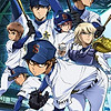 """""""Diamond no Ace: Act II"""" (Ace of Diamond: Act II) TV anime listed with total of 52 episodes across nine Blu-ray/DVD volumes"""