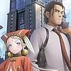 """Cop Craft"" TV anime starts July 8th"