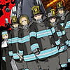 """Fire Force"" episode 3 postponed, information about future broadcast not yet revealed"