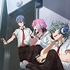 """Actors: Songs Connection"" TV anime premieres October 2019"
