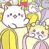"""""""Bananya: Wondrous Friends"""" TV anime announced for this fall"""