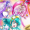 """New visual revealed for """"Star ☆ Twinkle Precure the Movie: Put Your Feelings into the Song of Stars"""""""