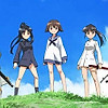 """""""Strike Witches: 501st JOINT FIGHTER WING Take Off!"""" anime film releases on Blu-ray & DVD in Japan on December 25th"""