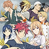 """""""Food Wars! Shokugeki no Soma: The Fourth Plate"""" listed with 25 episodes"""
