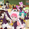 "Promotional video for ""Murenase! Seton Gakuen"" TV anime reveals January 6 premiere"