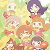 "Short anime ""Hulaing Babies☆Petit"" begins broadcasting on January 8th"
