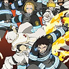"""Fire Force"" TV anime ends with episodes #23 & #24 airing back-to-back on December 27th"