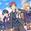 "Fifth season of ""Food Wars! Shokugeki no Soma"" formally announced with teaser visual"