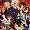 "Main visual revealed for anime film ""Detective Conan: The Scarlet Bullet"""